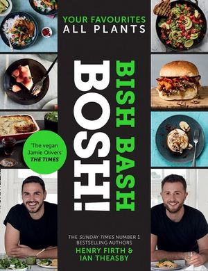 - For more clever vegan recipes check out Bish Bash Bosh by Henry Firth & Ian Theasby (HQ Non Fiction, $39.99) available now