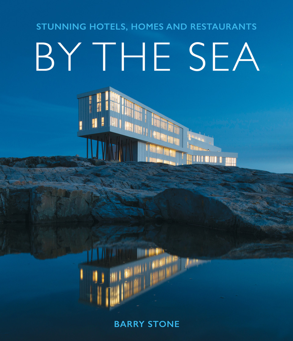 Discover more incredible hotels, homes and restaurants in By The Sea, New Holland Publishers, $49.00 -