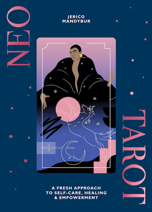 Neo Tarot by Jerico Mandybur is published by Hardie Grant Books, RRP $39.99 and is available in stores nationally -