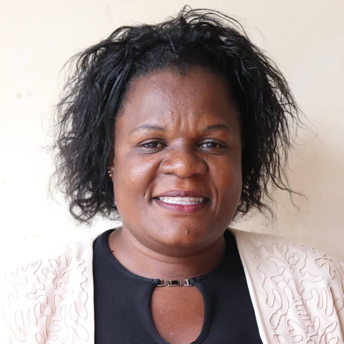 Pheline Amolloh - CTPK Manager