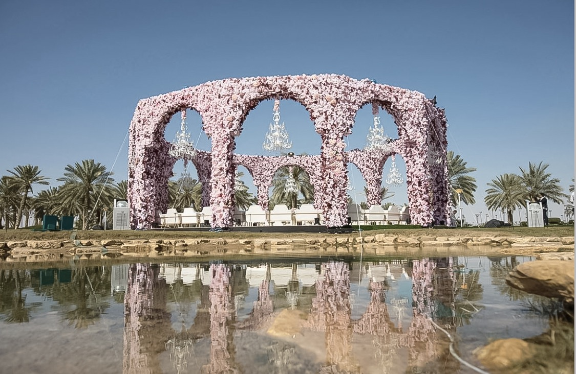 WEDDING - DATE: MARCH, 2019LOCATION: RIYADH, KSANUMBER OF GUESTS: 40