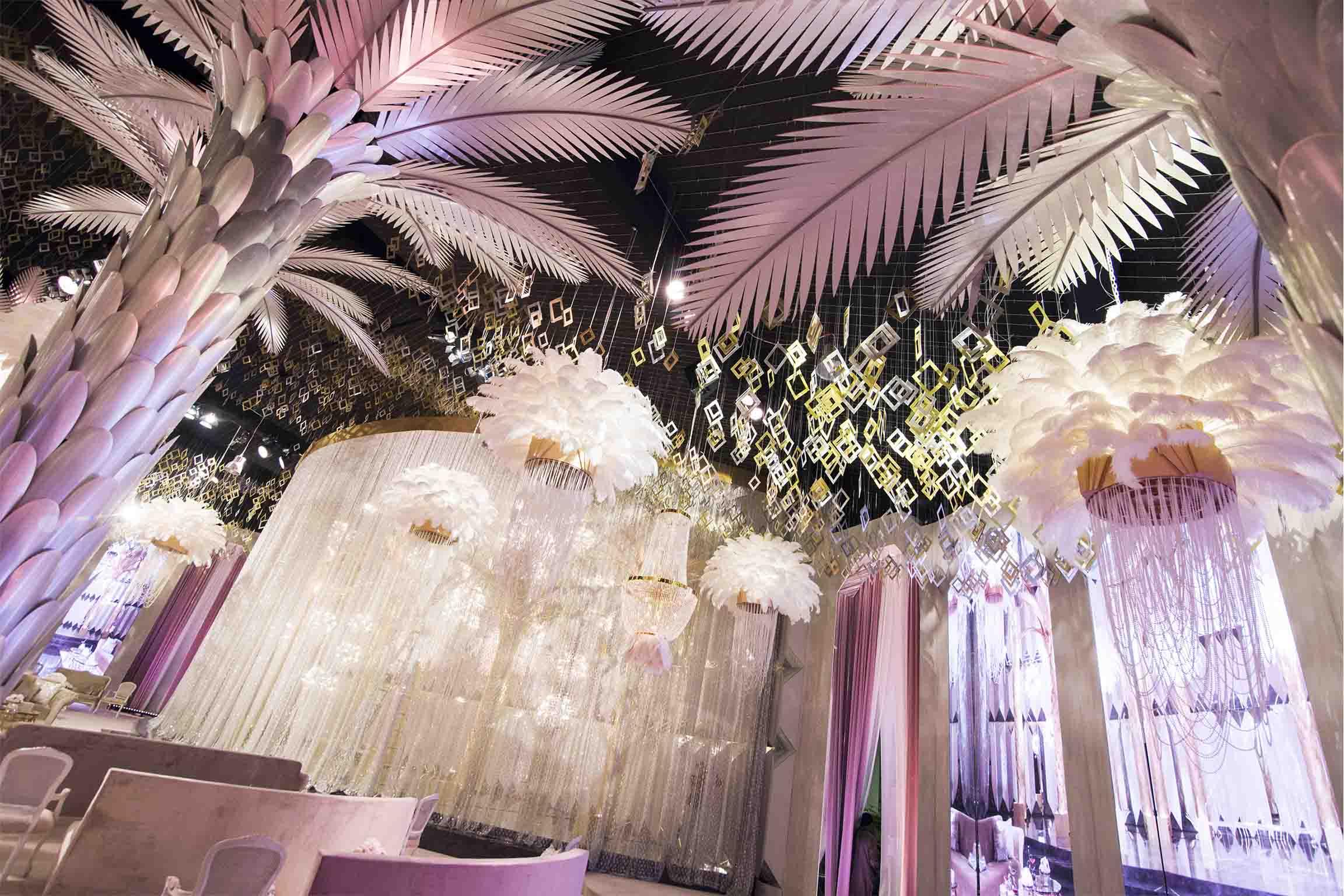 WEDDING - DATE: DECEMBER, 2017LOCATION: RIYADH, KSANUMBER OF GUESTS: 500