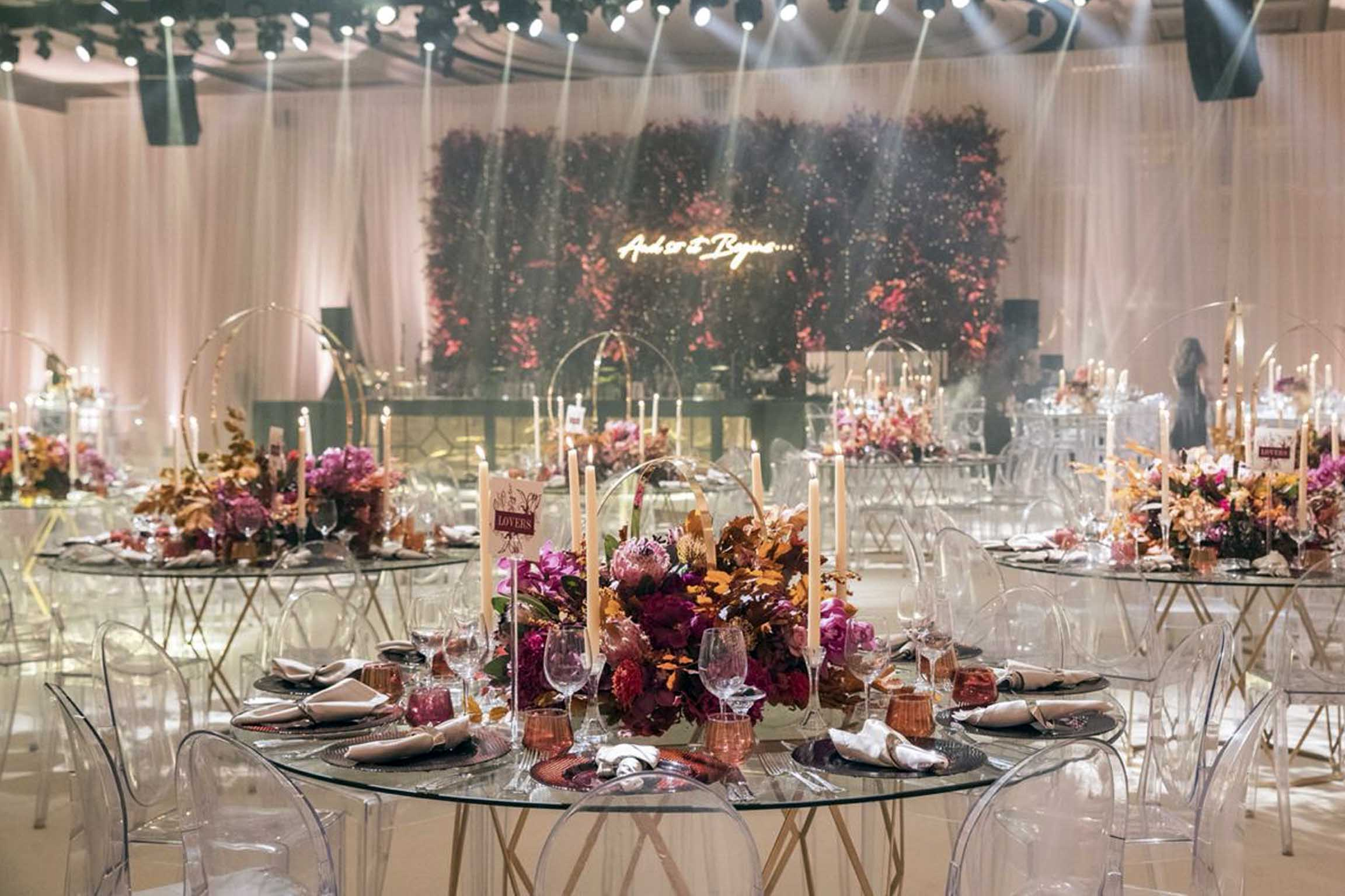 PRIVATE PARTY - DATE: OCTOBER, 2018LOCATION: BEIRUT, LEBANONNUMBER OF GUESTS: 250