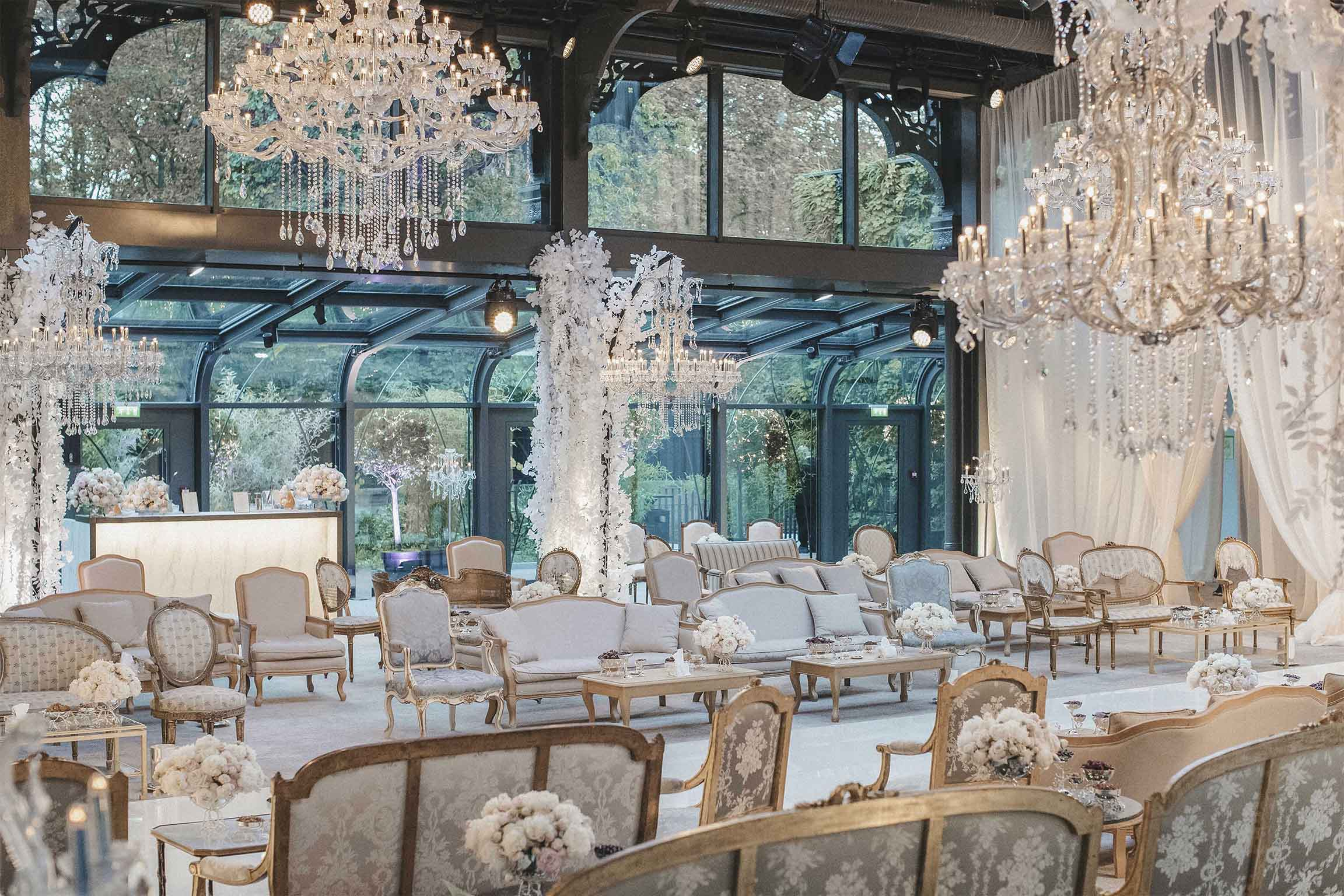 WEDDING - DATE: AUGUST, 2018LOCATION: PARIS, FRANCENUMBER OF GUESTS: 200