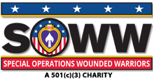 Charity Information - The Myrtle Beach Jeep Jam is proud to support Special Operations Wounded Warriors. A portion of all the registration proceeds will be donated to their cause, which provides unique outdoor experiences to the deserving men and women of our U.S. Special Operations forces that have sustained wounds in battle and/or in significant service to our Country.