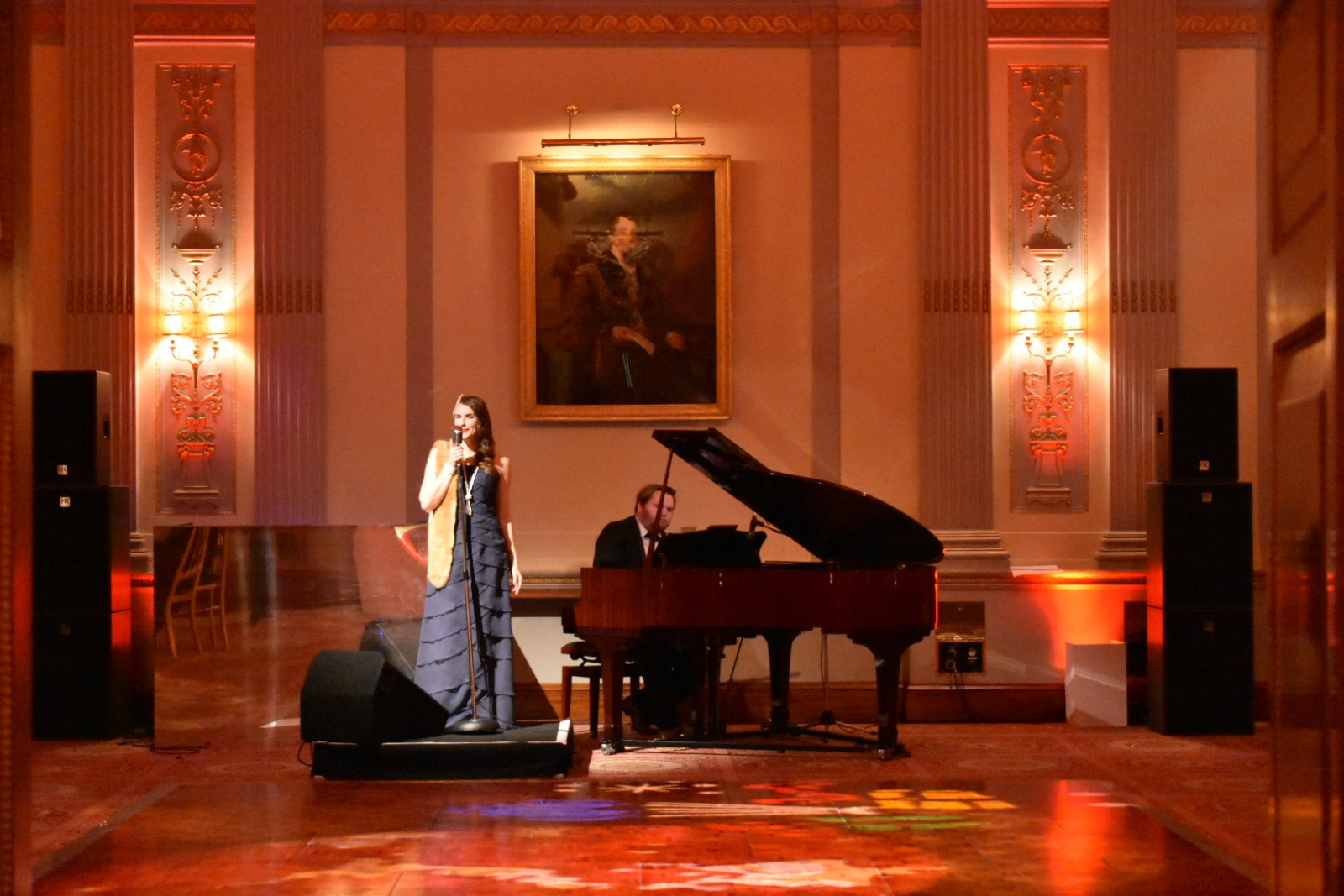 Piano Duo Live Music for luxury events, weddings, cruises