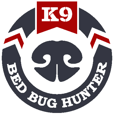 K9 Bed Bug Hunter Logo