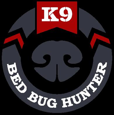 K9 Bed Bug Hunter Logo