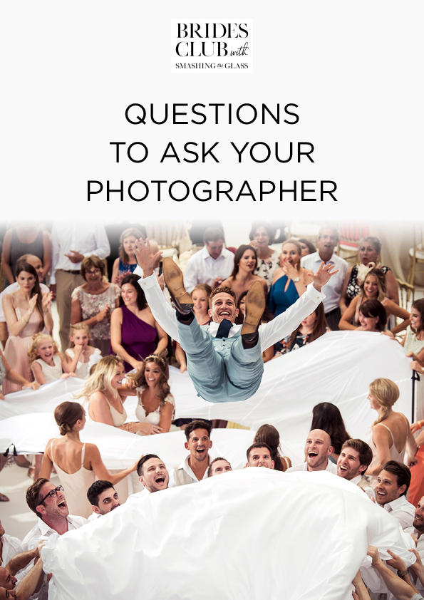 Questions to Ask Your Photographer