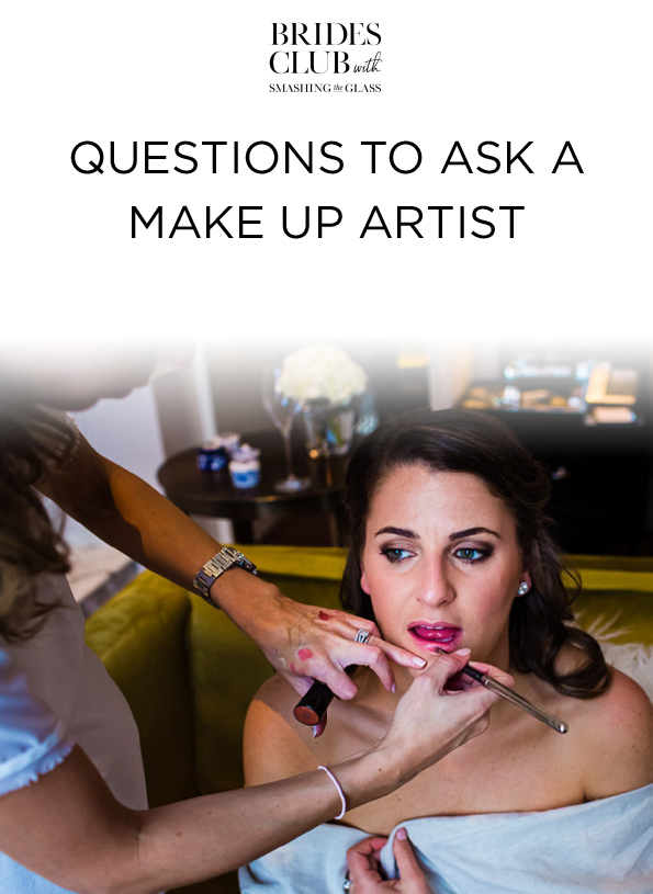 Questions to Ask a Make Up Artist