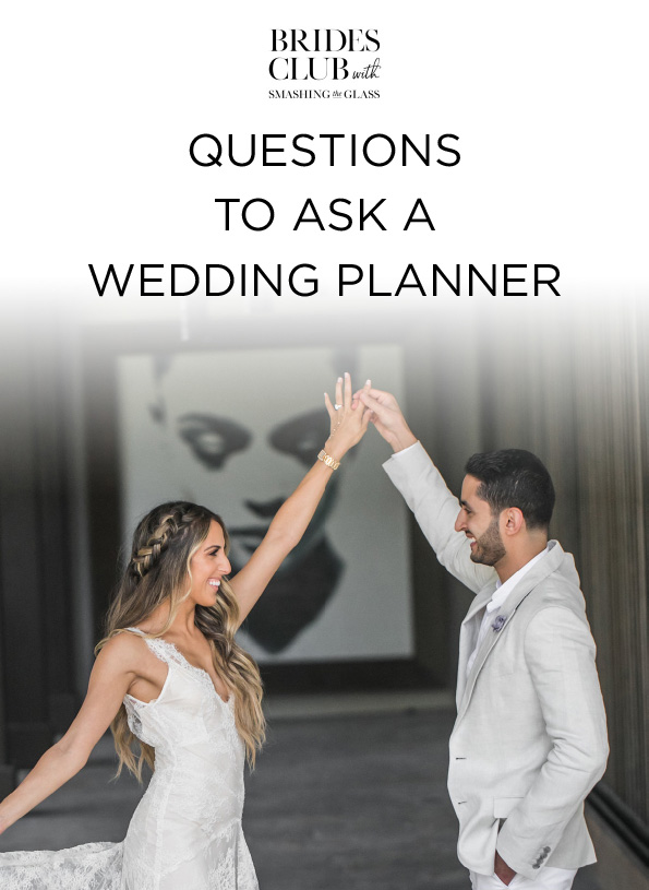 Questions to Ask a Wedding Planner