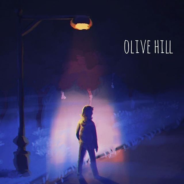 """""""She wasn't just the ghost story that she became."""" #olivehillpodcast #podcast #mysterypodcast #ghoststory"""