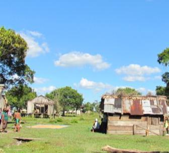 village in ahuas with wooden shacks.jpg
