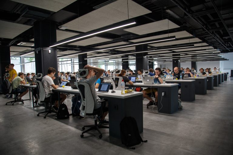 5 Steps to Creating a Company Culture That Sticks    by the ebs team