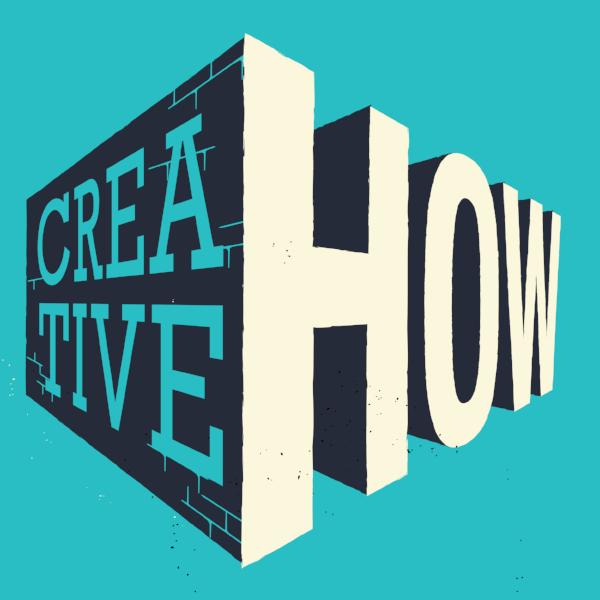 Final Creative How Podcast Logo