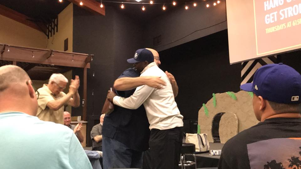 Jesus Saves Men — Gateway Community Church
