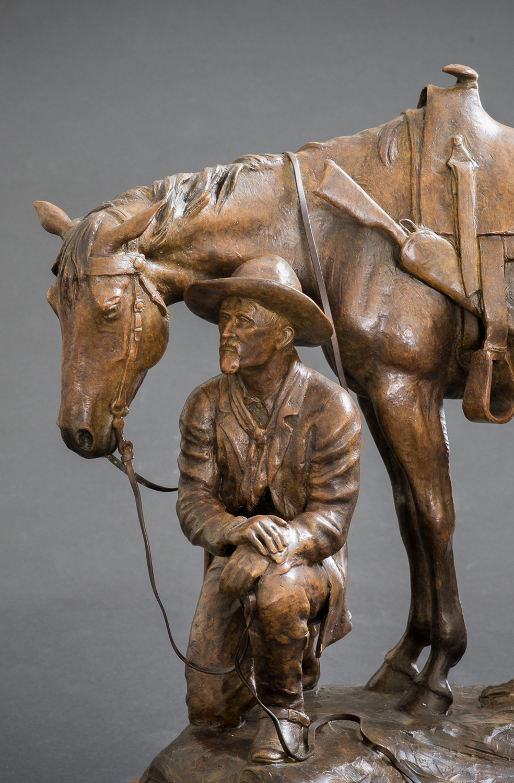 Charles Goodnight, Western Art