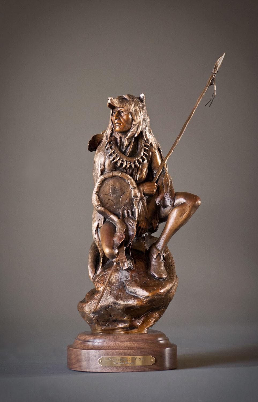 Whispering Winds, Native American Art