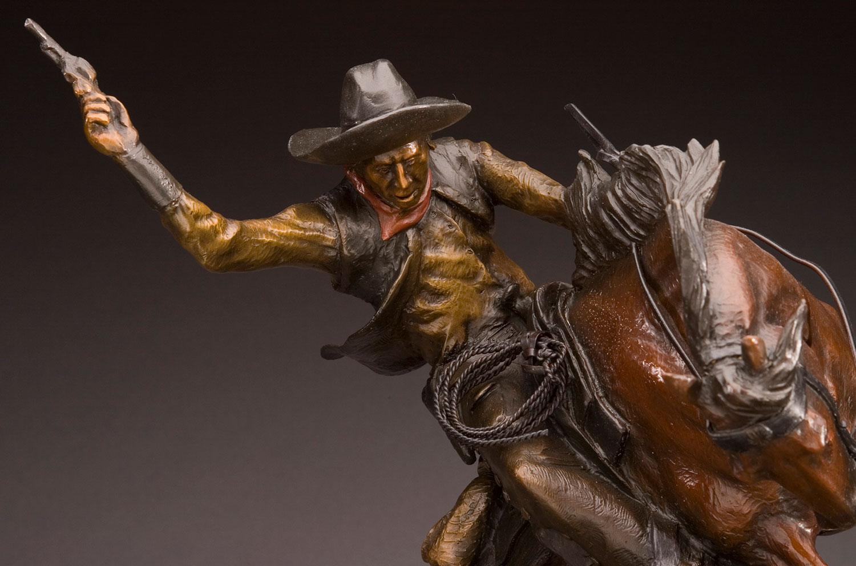 Dodge City, Cowboy Art, cattle drive