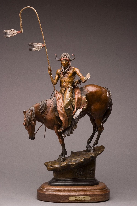 The Messenger, Native American Art