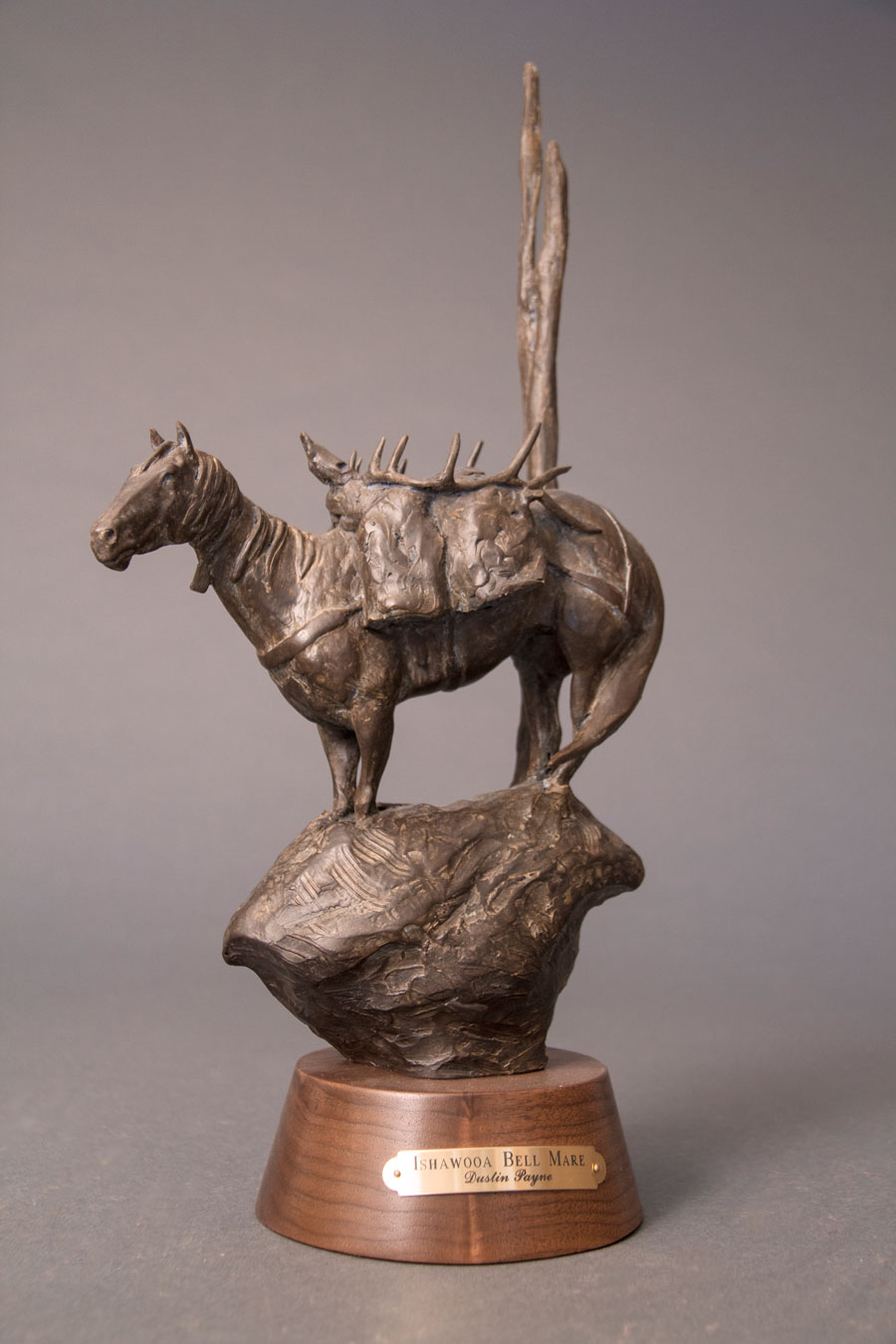 Ishawooa Bell Mare - 2014 Buffalo Bill Art Show & Sale QuickDraw