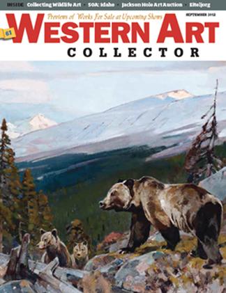 Western Art Collector | September 2012