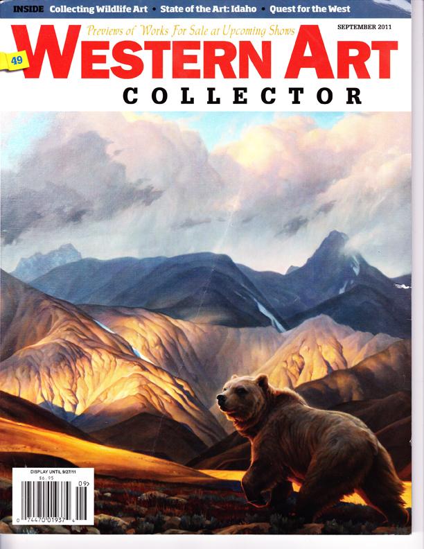 Western Art Collector | September 2011