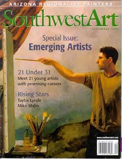 Southwest Art | September 2002