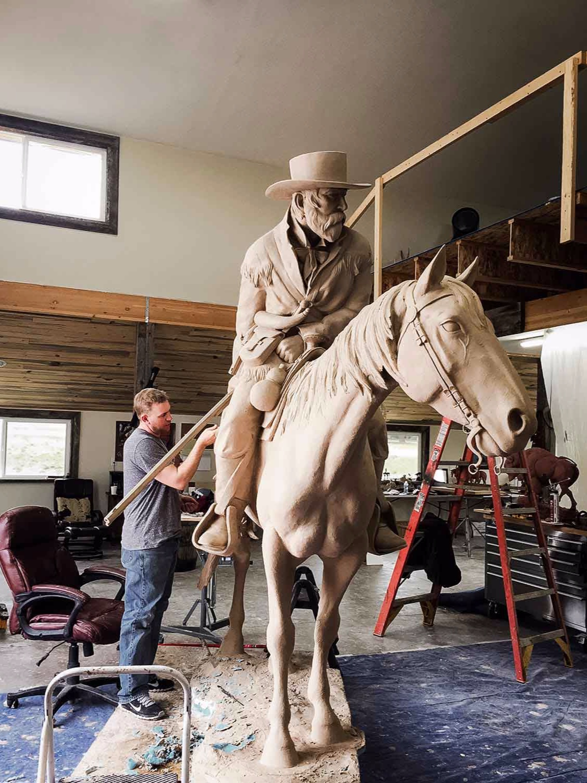 Western Art | Dustin Payne