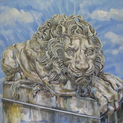 Banaglia's Sleeping Lion