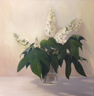 Oak Leaf Hydrangea, 36in x 36in