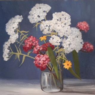 Garden Bouquet, 12in x 12in