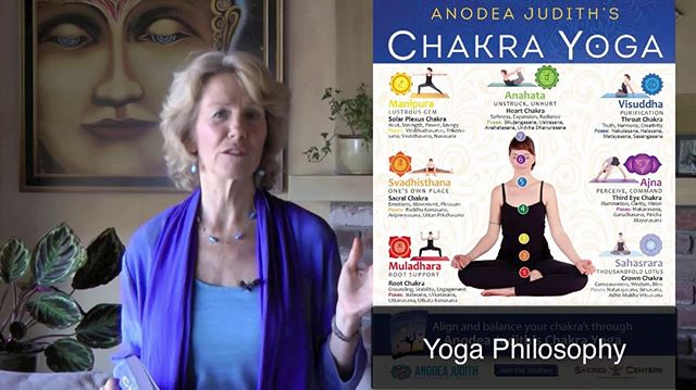 """We are honored to host Anodea Judith this coming Saturday for an afternoon of Chakra Yoga! . Anodea Judith, Ph.D. has been called """"a prophet for our time."""" A groundbreaking thought leader who is the founder and director of Sacred Centers, and a writer, therapist, and spiritual teacher. Her passion for the realization of human potential matches her concern for humanity's impending crises—her fervent wish is that we """"wake up in time."""" She holds Masters and Doctoral degrees in Psychology and Human Health, is a 500 hour registered yoga teacher (E-RYT), with lifelong studies of psychology, mythology, sociology, history, systems theory, and mystic spirituality. She is considered one of the country's foremost experts on the combination of chakras and therapeutic issues and on the interpretation of the Chakra System for the Western lifestyle. She teaches across the U.S., as well as in Canada, Europe, Ireland, Asia, and South and Central America. . Join us: more info on website @sacredcenters . . . . .    #yogaworkshop #workshop #bayareaworkshops #yogaforlife #yogapose #yogaforeveryone #nopain #harmony #northberkeley #asana #balance #bodypositive  #healthybody #healthyyogi  #practiceyoga #namaste #learnyoga #yogafun #yogalove  #bayarea #anusara #chakrayoga #chakra #chakrasystem #kundalini #mindbody #mindbodybalance #yogaafternoon #berkeley #bayareayoga"""