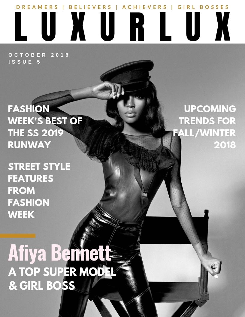 Luxur Lux Magazine Issue 5 -