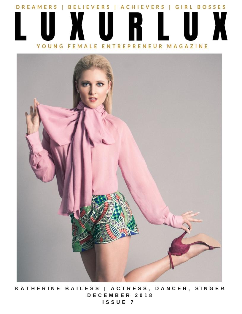 Luxur Lux Magazine Issue 7 -