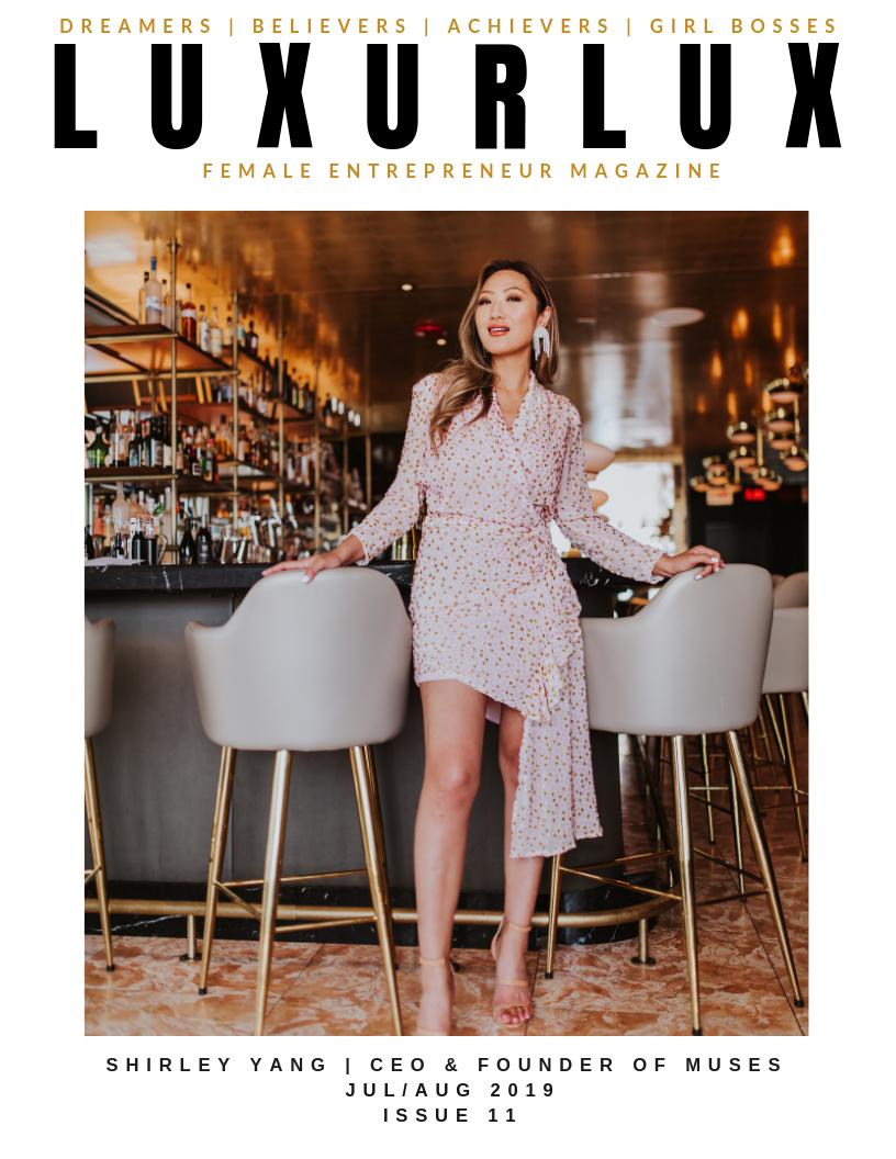 Luxur Lux Magazine Issue 11 -