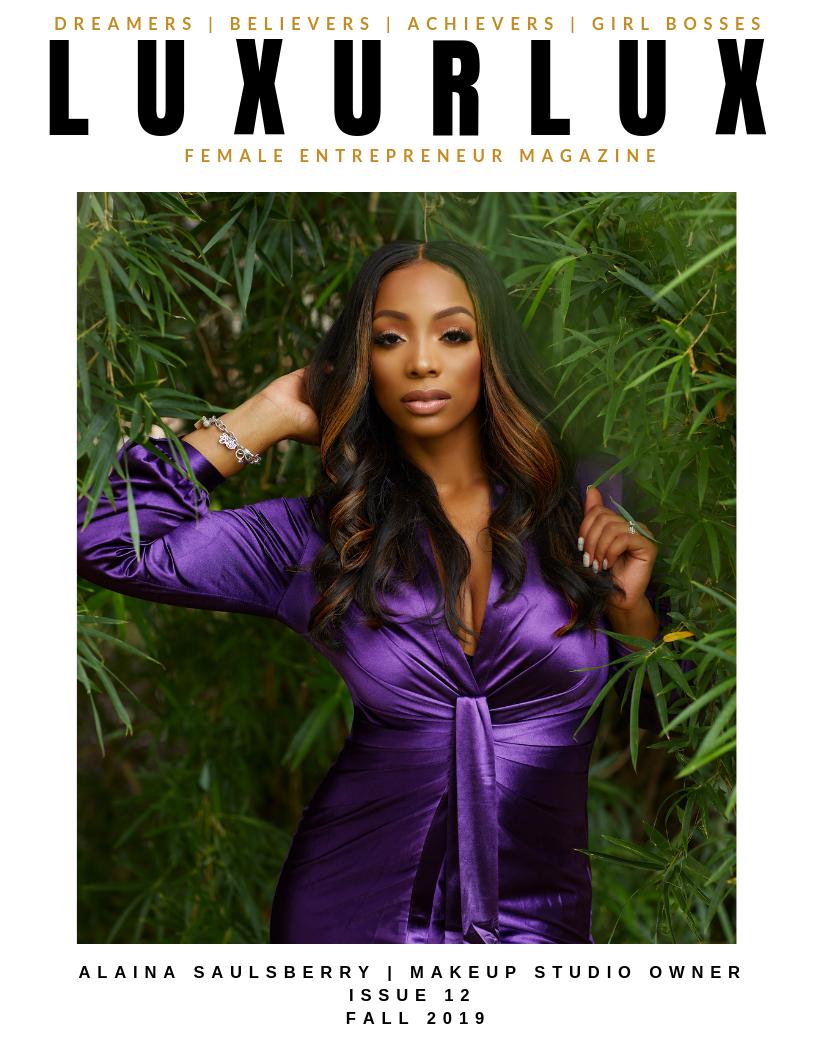 Luxur Lux Magazine Issue 12 -