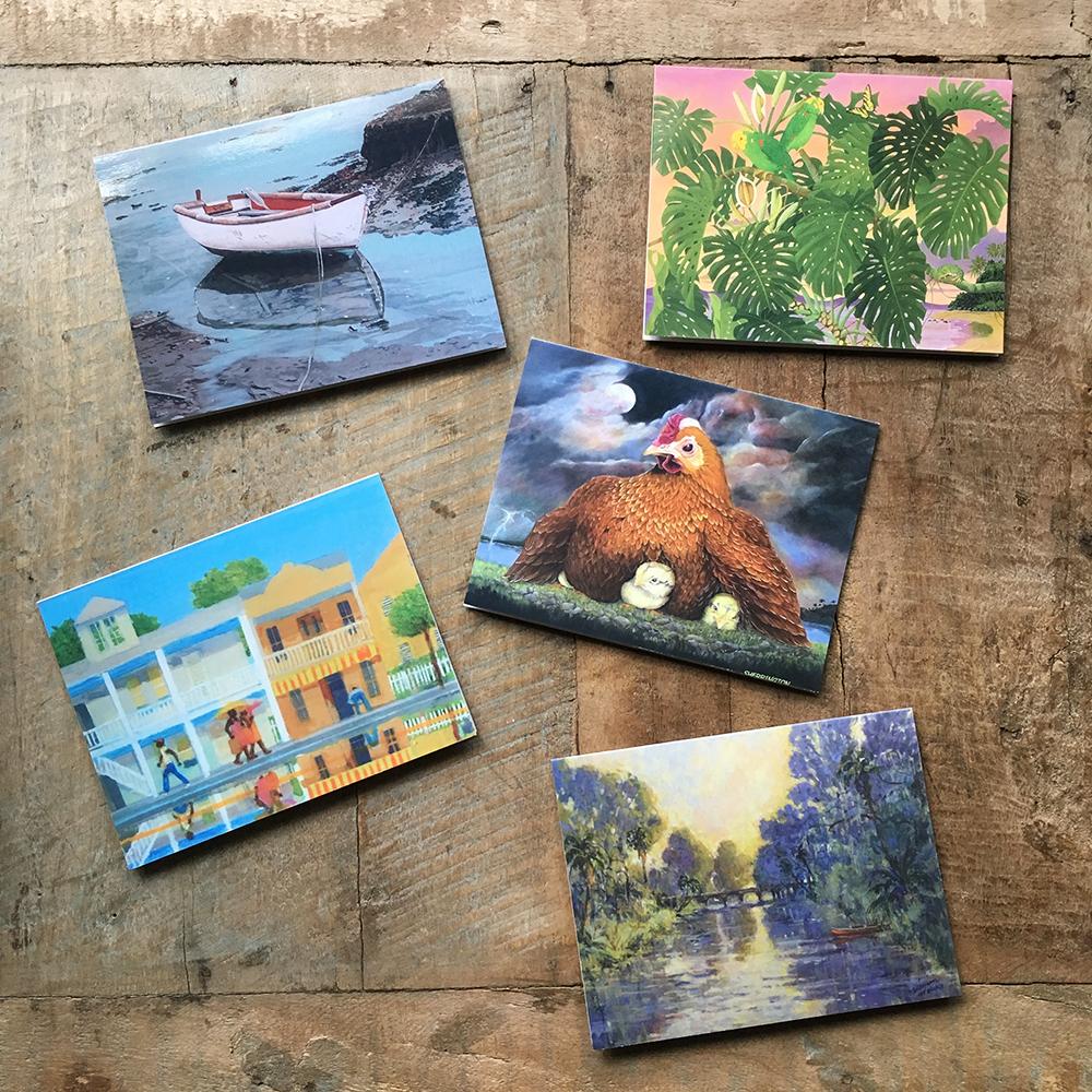 Anne McKee gift cards Miriam B Good winners Key West 4b.jpg
