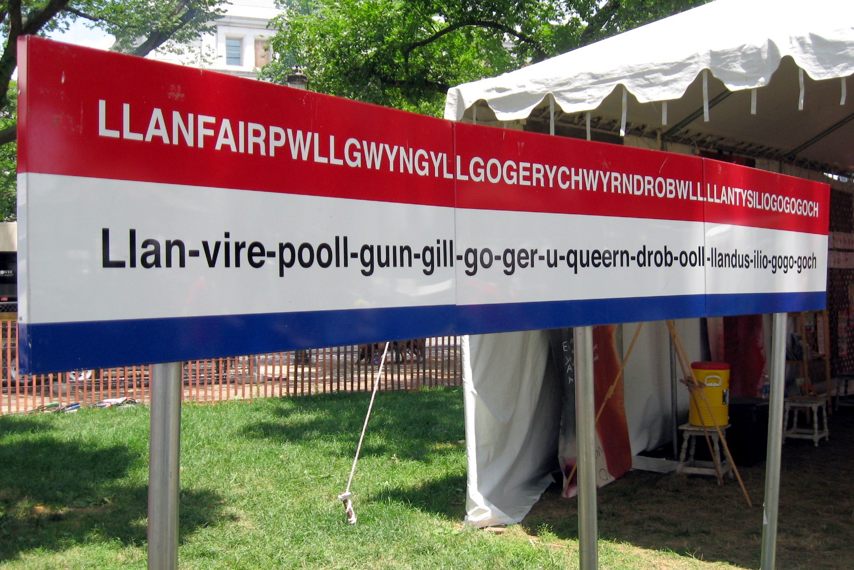 Welsh Language - Cymraeg