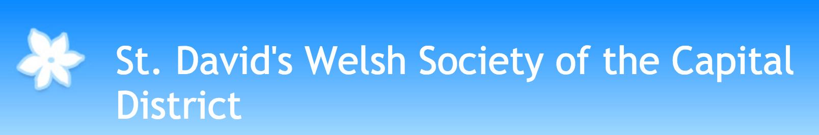 St. David's Welsh Society of the Capital District (Albany NY)