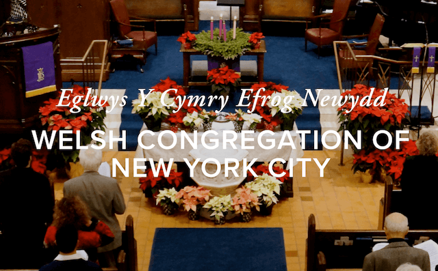 Welsh Congregation of New York City image