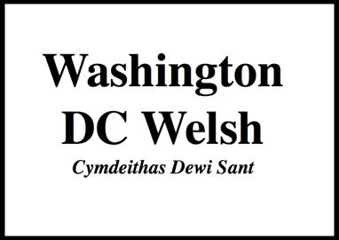 Washington DC Welsh image