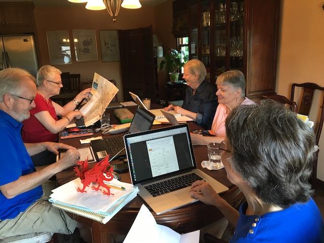 Genealogy Group Working image