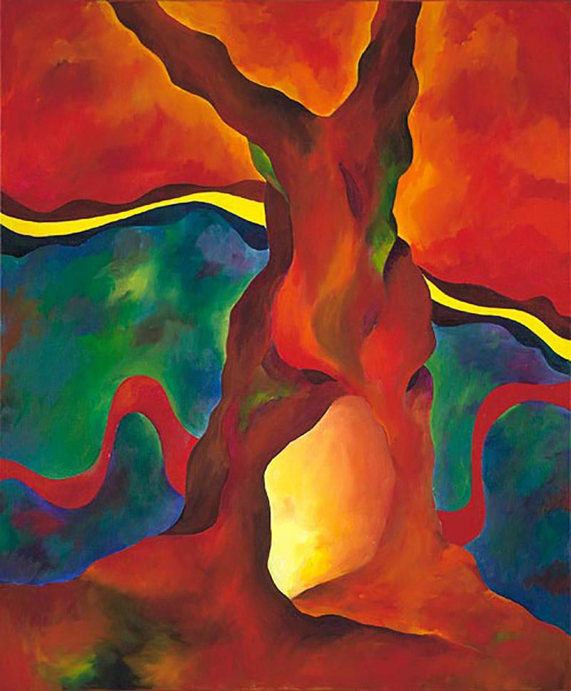 SHAMAN'S TREE