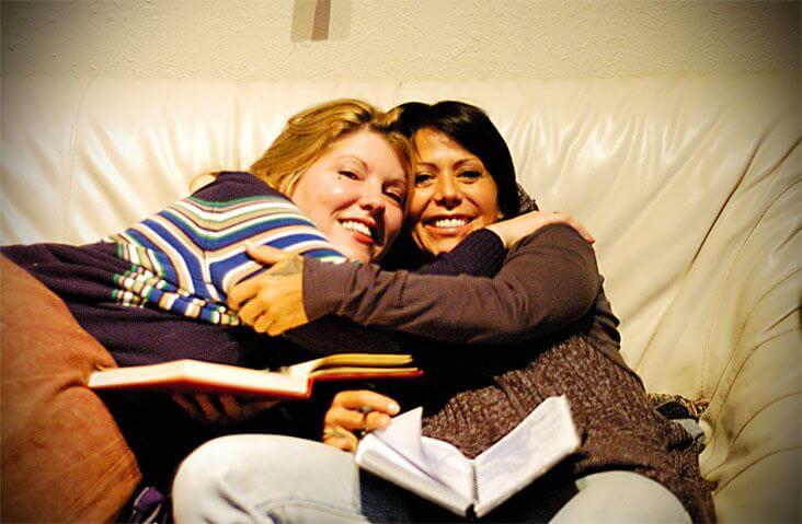 Alejandra Guzman & Jodi Marr