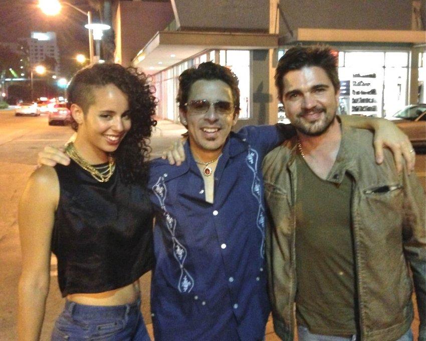 Raquel Sofia & Juanes