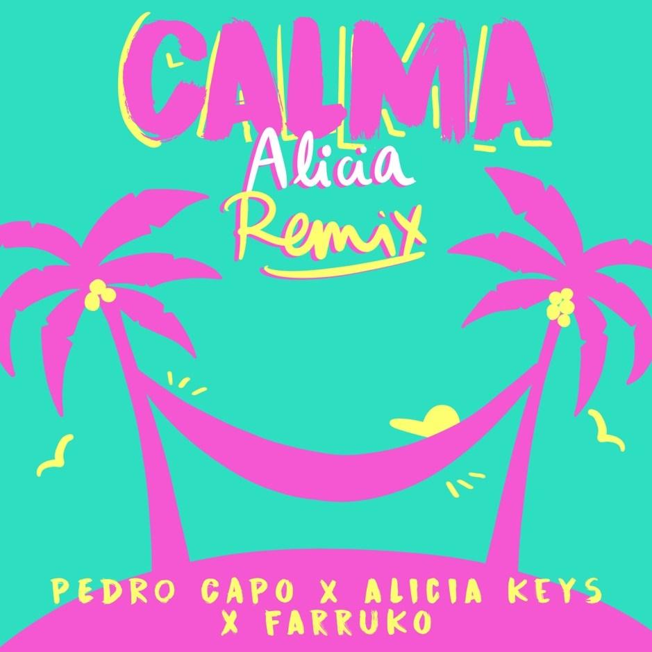 Pedro Capó, Farruko, Alicia Keys - Calma (Alicia Remix)