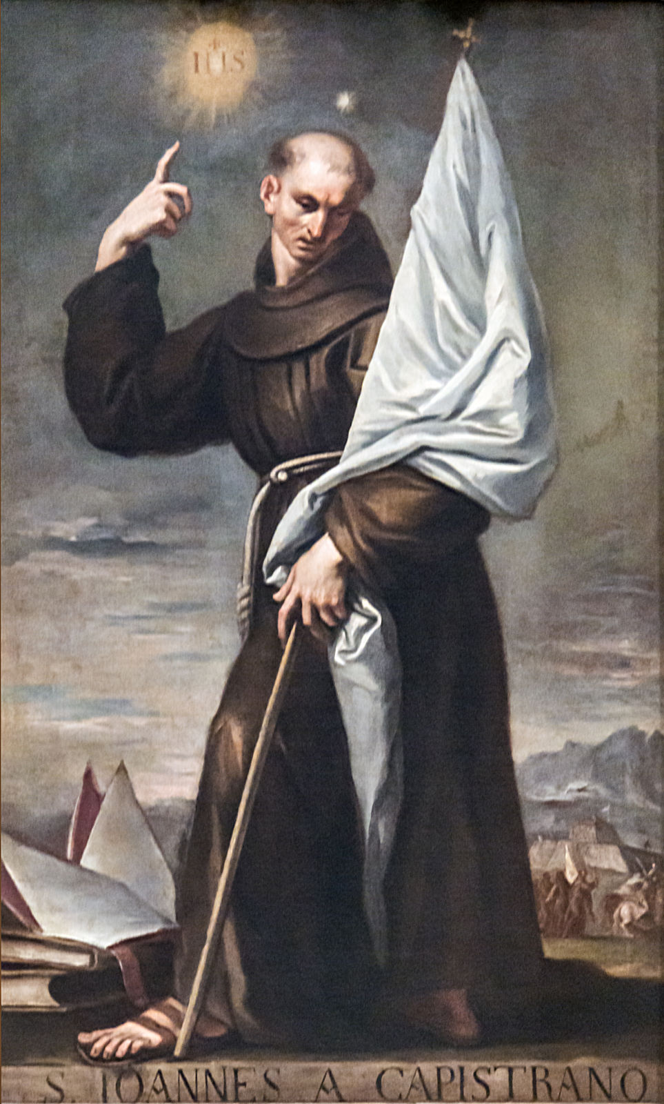 Sv. Janez Kapistran (foto: assisiofm.it)