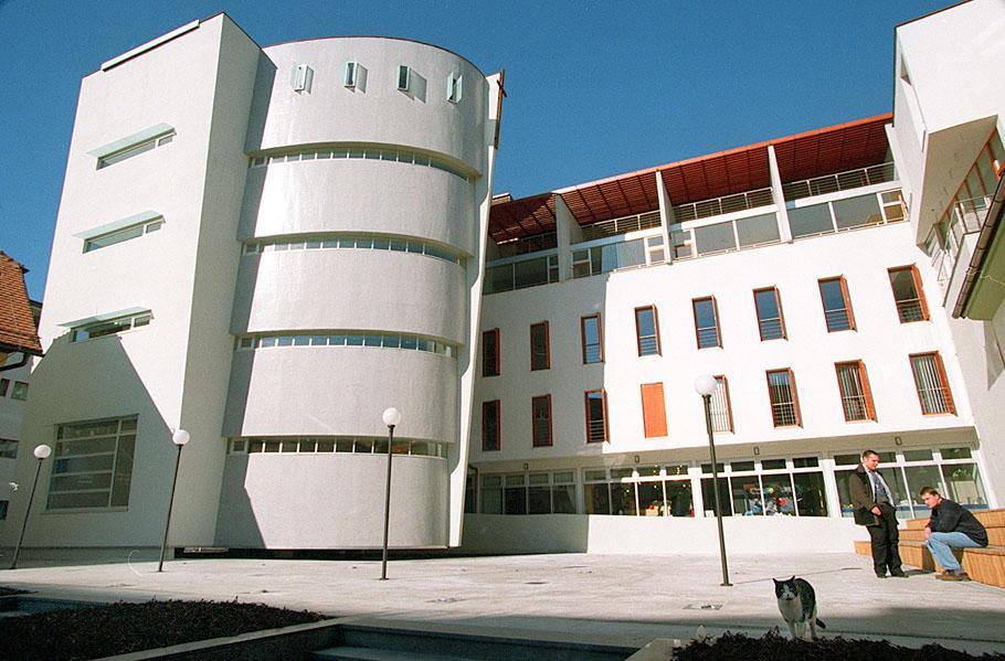 Mariborska enota Teološke fakultete (foto: vecer.com)
