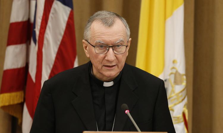 Kardinal Pietro Parolin (foto: veleposlaništvo ZDA pri Svetem sedežu)